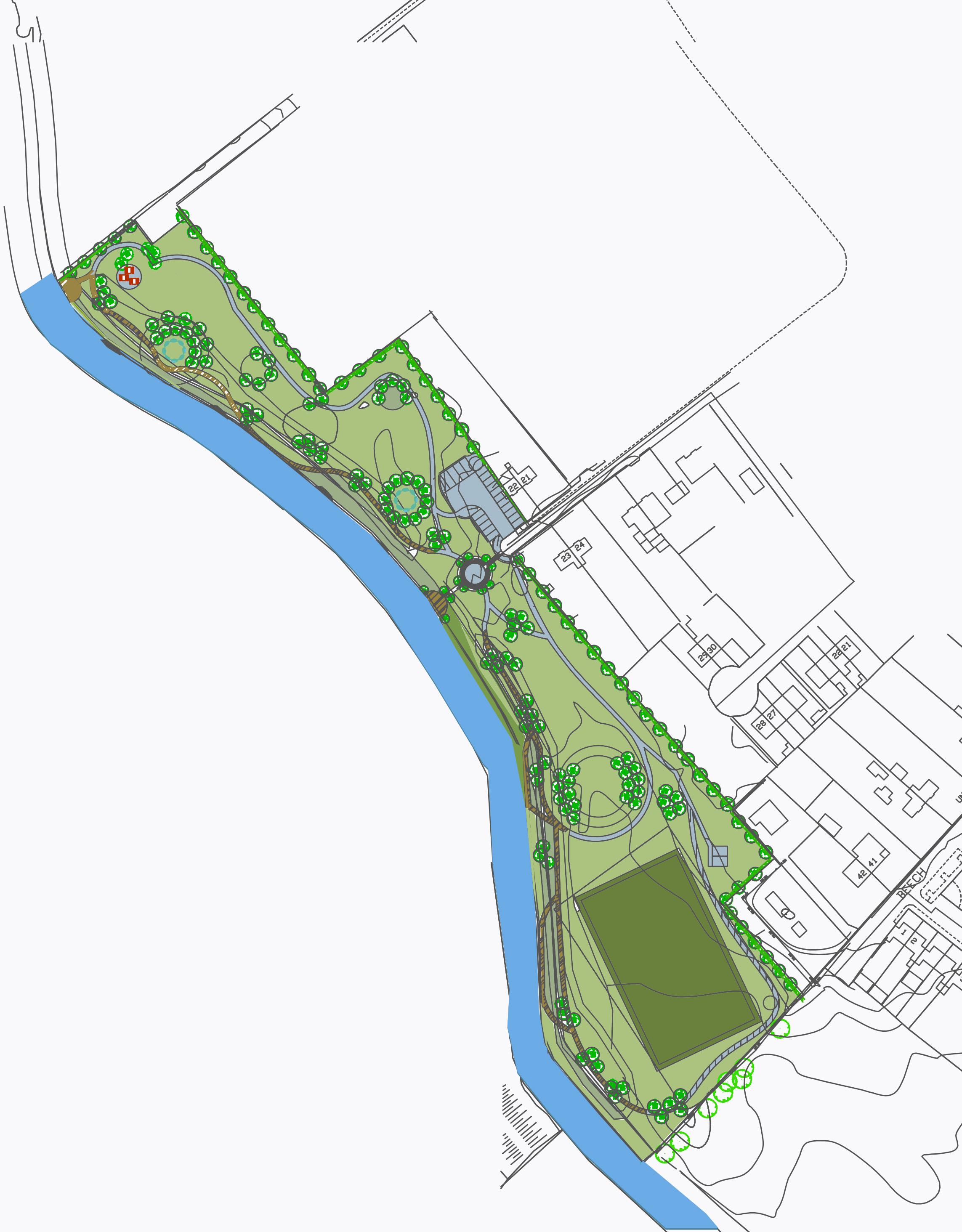 Baltinglass Park Master Plan