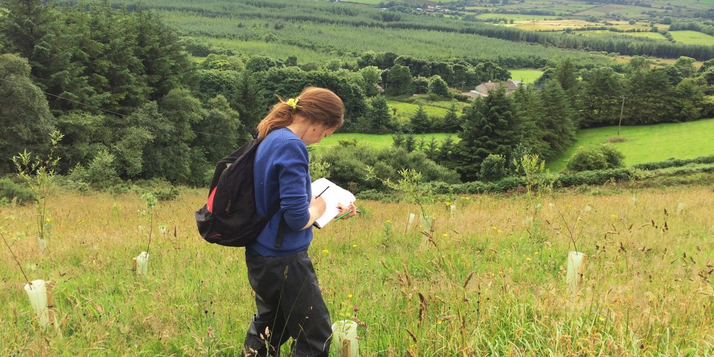 Field research Meelin Nature Reserve